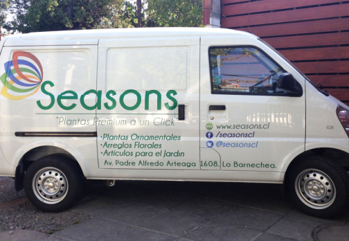 Seasons – Furgón