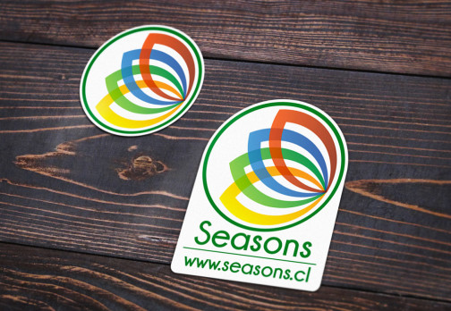 Seasons – Stickers