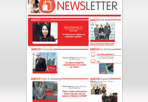Newsletter Adecco